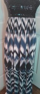 Alfani Strapless Dress size petite small